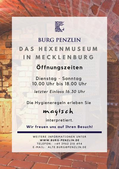 Burg Penzlin 2020